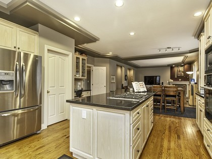 Gourmet Kitchen at 2558 Diamond Crescent, Westwood Plateau, Coquitlam