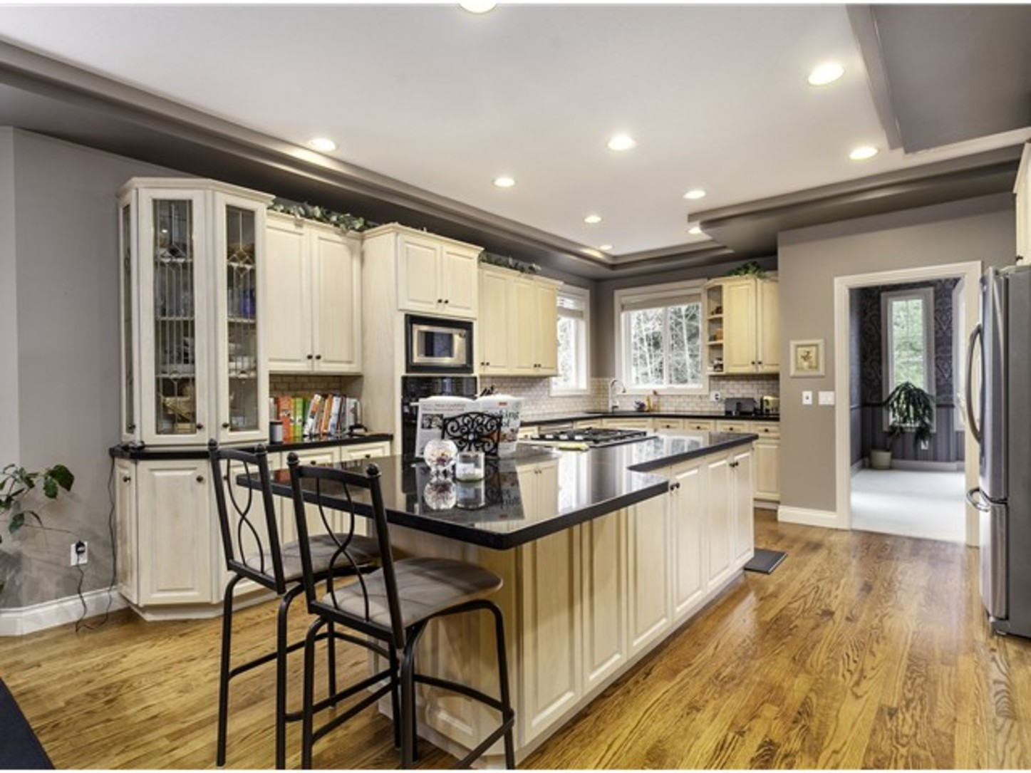 Gourmet Kitchen 1 at 2558 Diamond Crescent, Westwood Plateau, Coquitlam