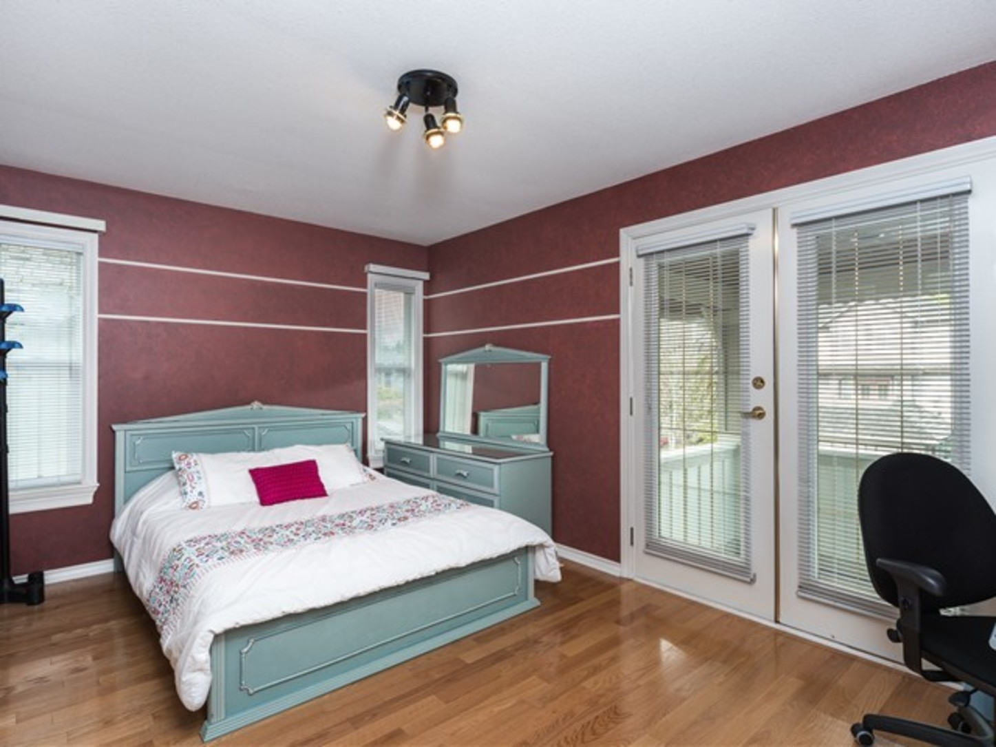 Master room at 15338 Sequoia Drive, Heritage Woods PM, Port Moody