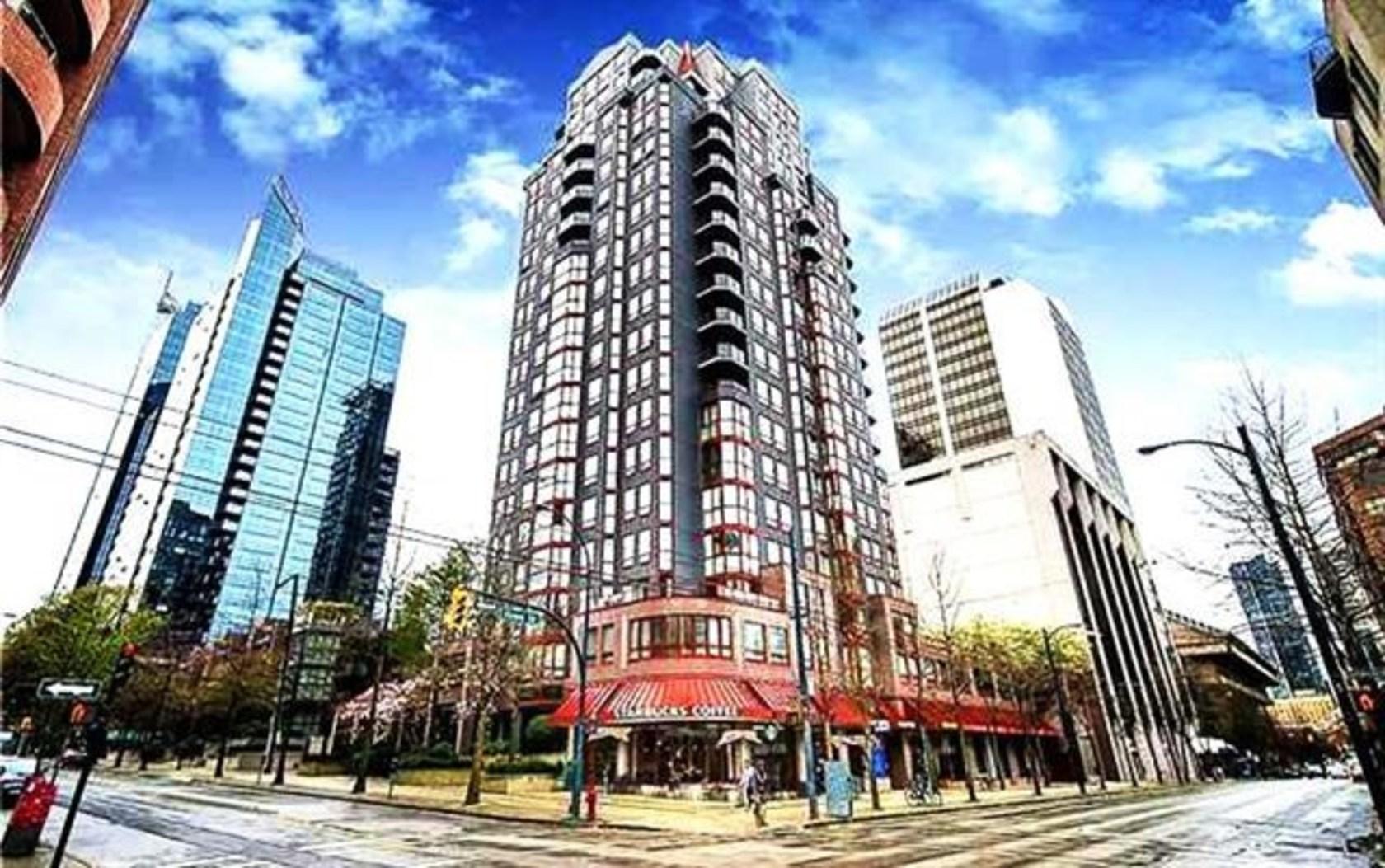 811 HELMCKEN STREET, Downtown VW, Vancouver West
