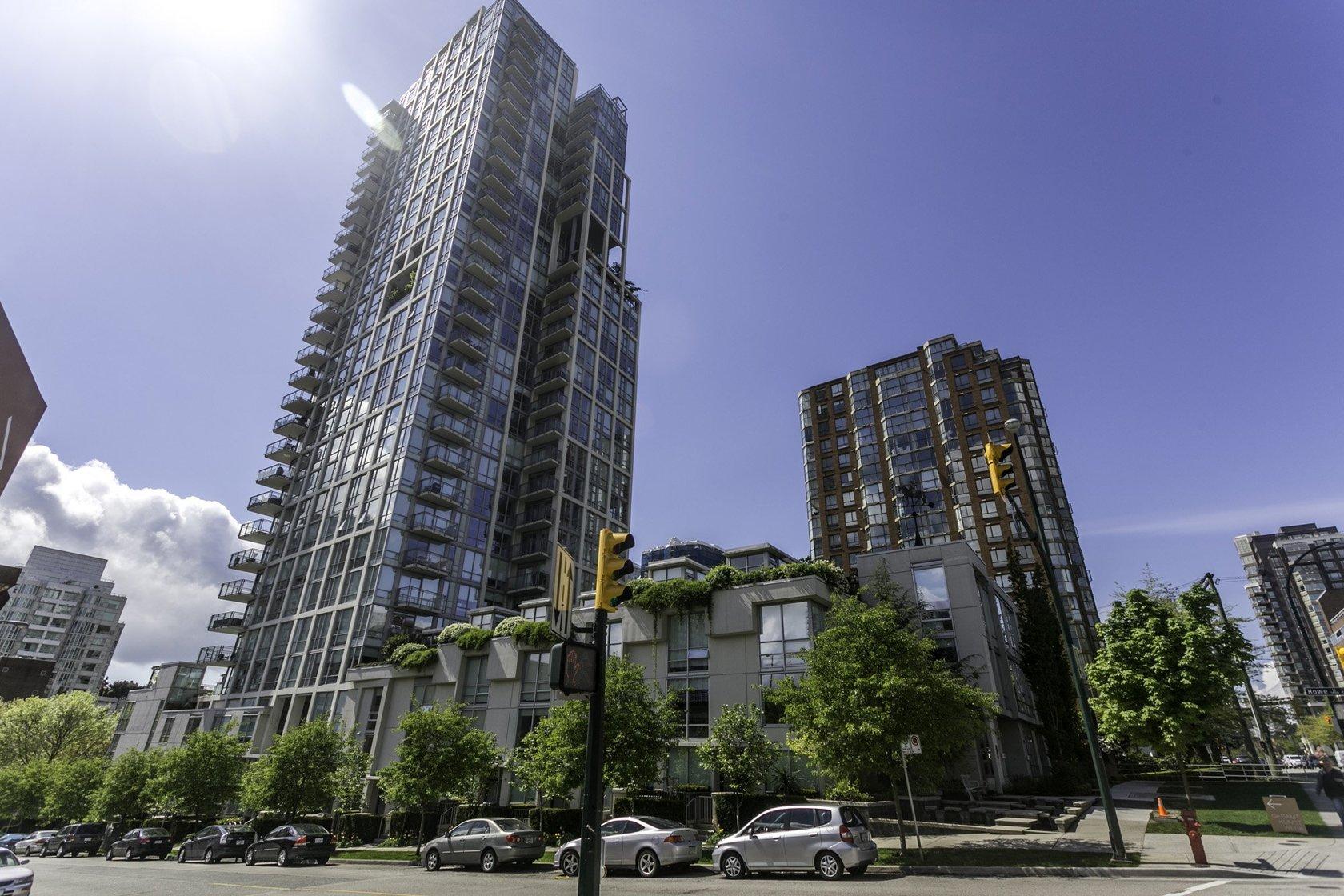 1455 Howe STREET, Yaletown, Vancouver West