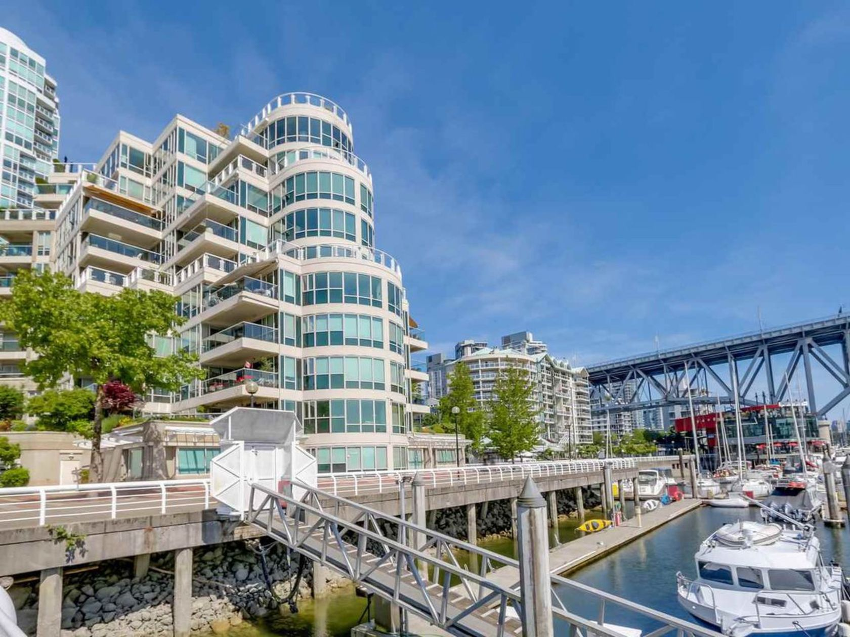 1600 HORNBY STREET, Yaletown, Vancouver West