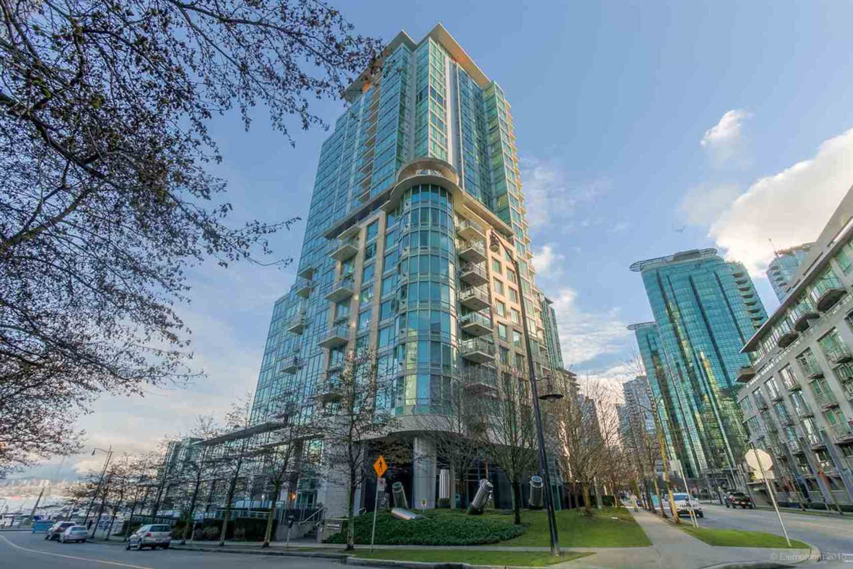 590 Nicola Street, Coal Harbour, Vancouver West