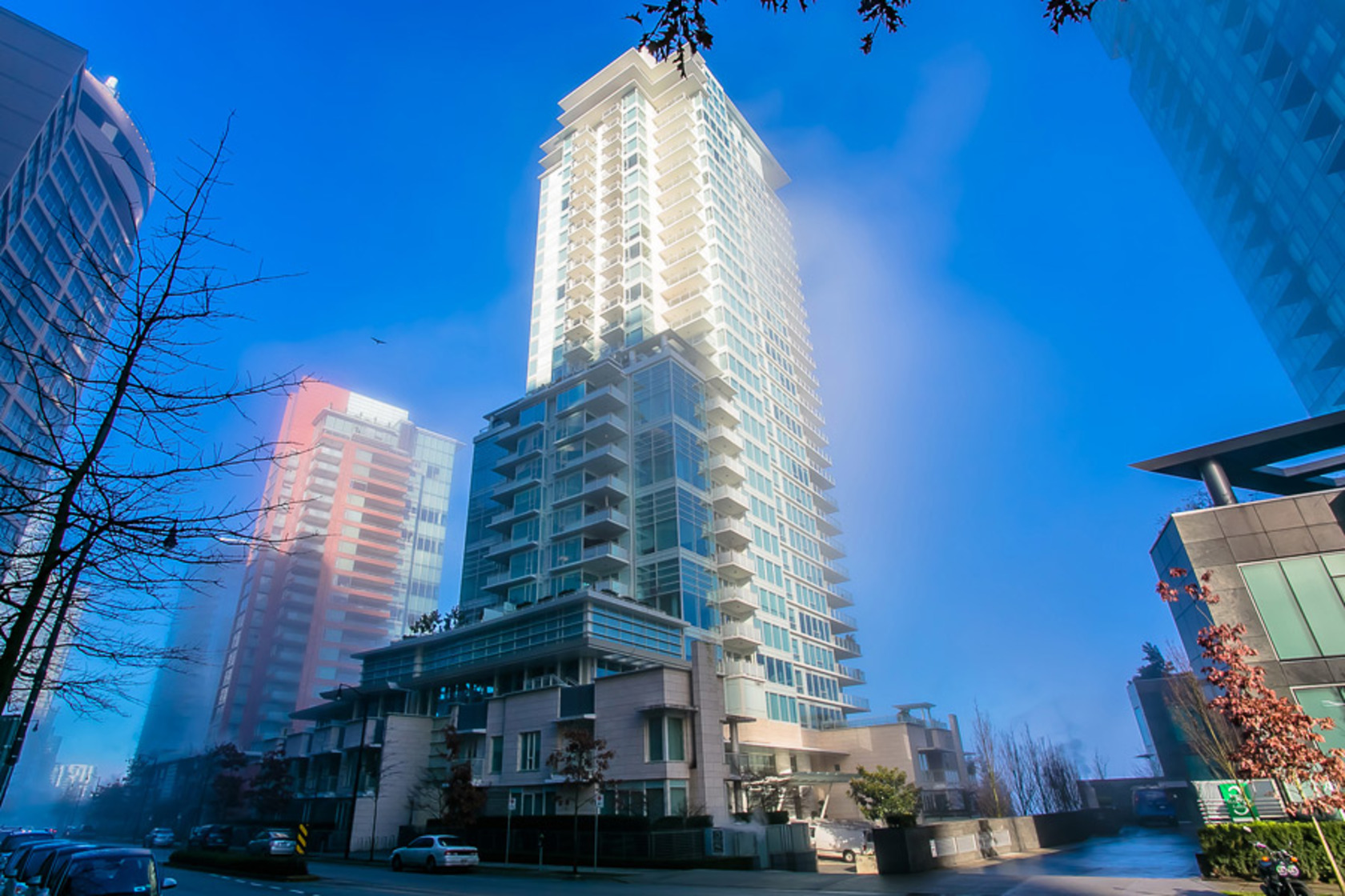 1139 W Cordova Street, Coal Harbour, Vancouver West