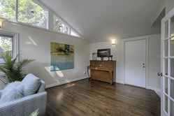 Family Room at 12 Mallow Road, Banbury-Don Mills, Toronto