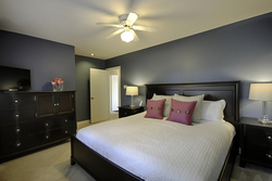 Master Bedroom at 12 Mallow Road, Banbury-Don Mills, Toronto