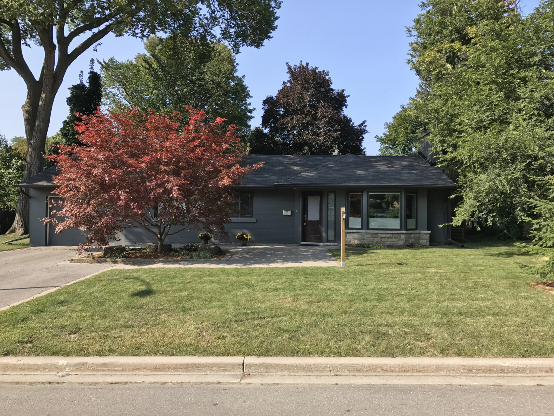 Front at 12 Mallow Road, Banbury-Don Mills, Toronto