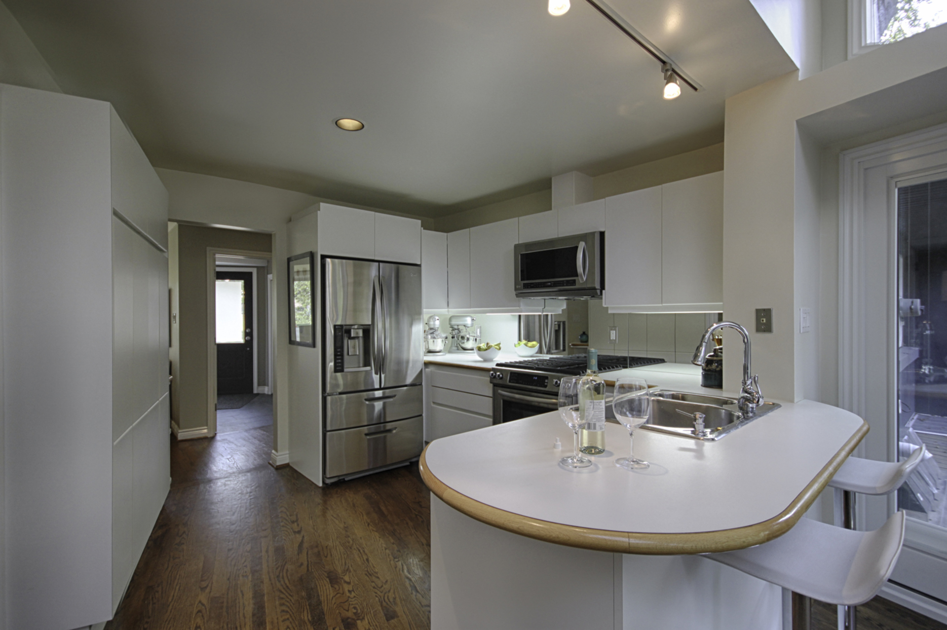 Kitchen at 12 Mallow Road, Banbury-Don Mills, Toronto