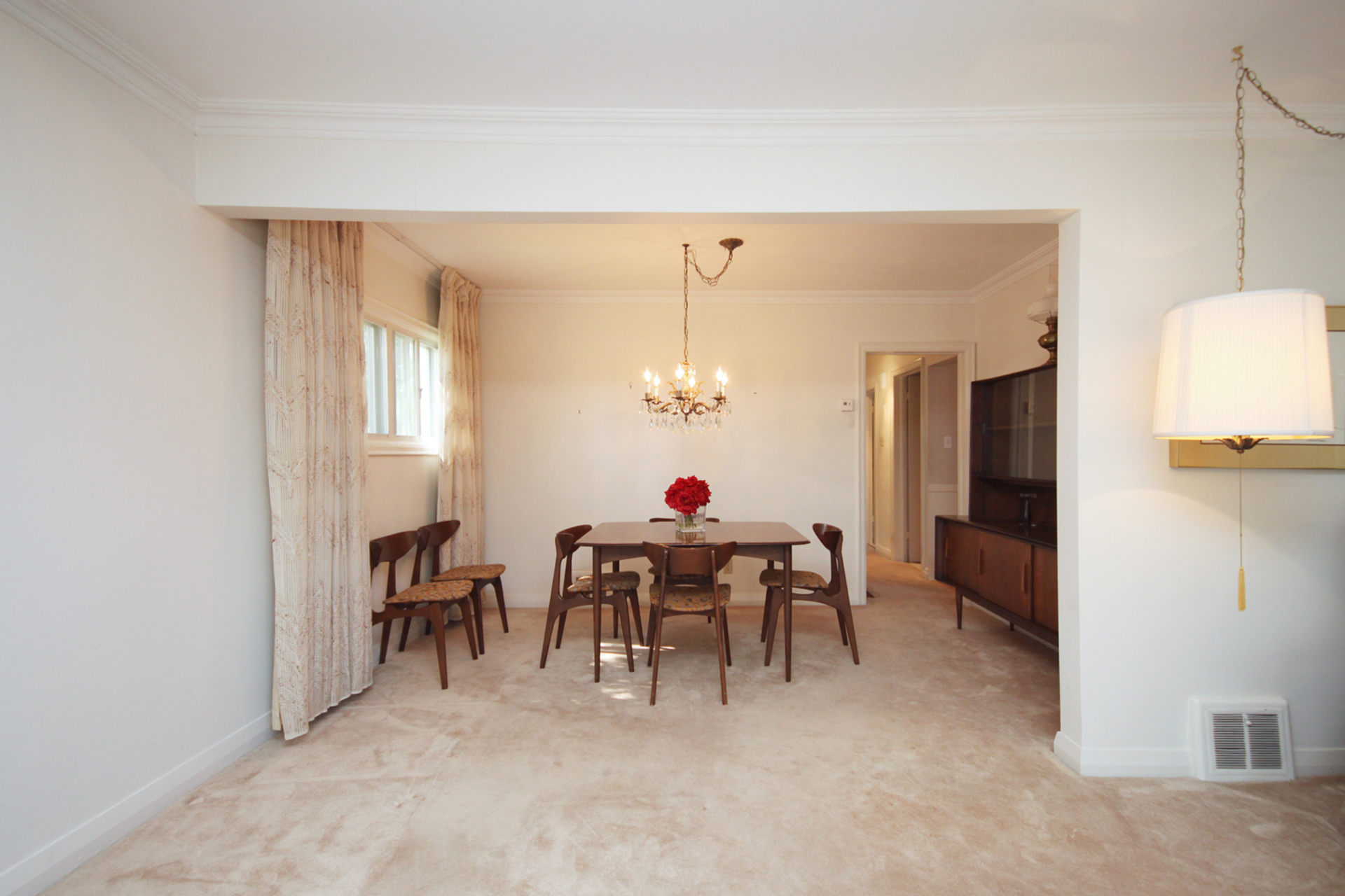 Dining Room at 33 Archwood Crescent, Wexford-Maryvale, Toronto