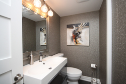 2 Piece Bathroom at 165 Three Valleys Drive, Parkwoods-Donalda, Toronto