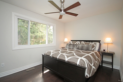 Master Bedroom at 165 Three Valleys Drive, Parkwoods-Donalda, Toronto