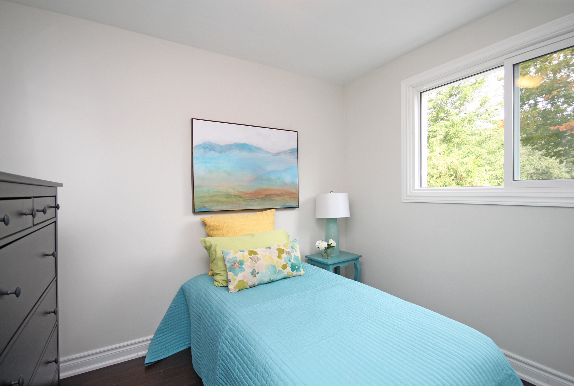 Bedroom at 165 Three Valleys Drive, Parkwoods-Donalda, Toronto