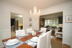 Dining Room at 6 Stubbs Drive, St. Andrew-Windfields, Toronto