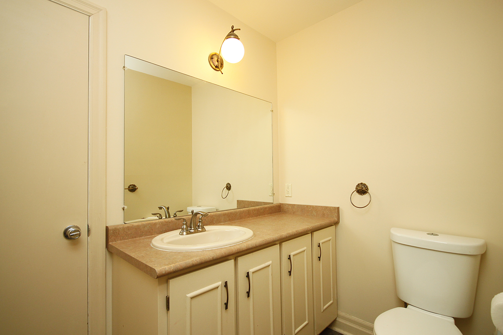 2 Piece Bathroom at 166 Underhill Drive, Parkwoods-Donalda, Toronto