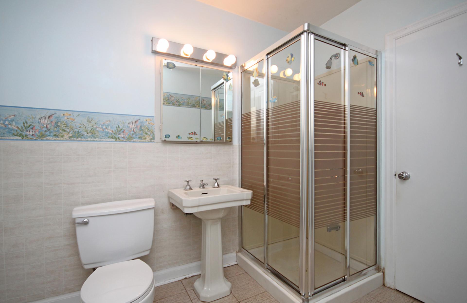 3 Piece Bathroom at 166 Underhill Drive, Parkwoods-Donalda, Toronto