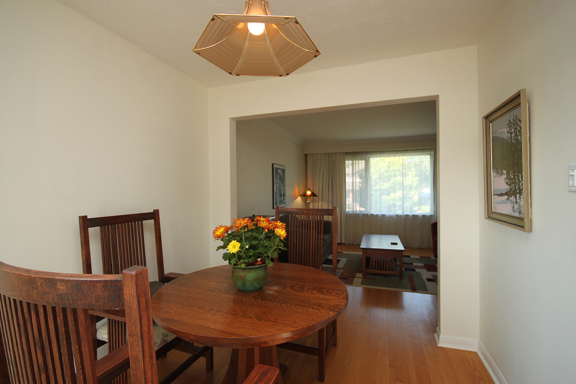 Dining Room at 11 Cleta Drive, Kennedy Park, Toronto