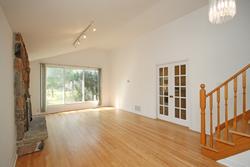 Living Room at 21 Oakley Boulevard, Bendale, Toronto
