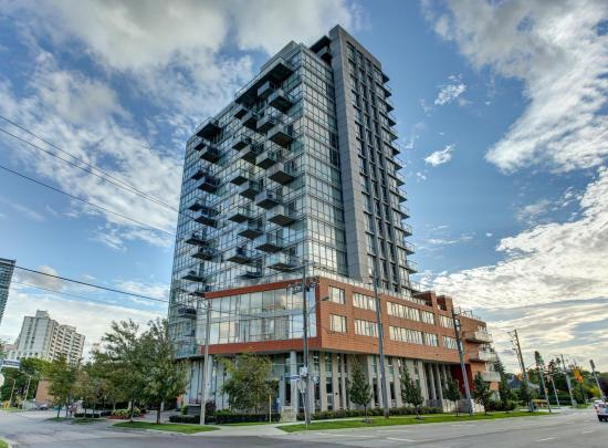 505 - 30 Canterbury Place, Willowdale West, Toronto 2