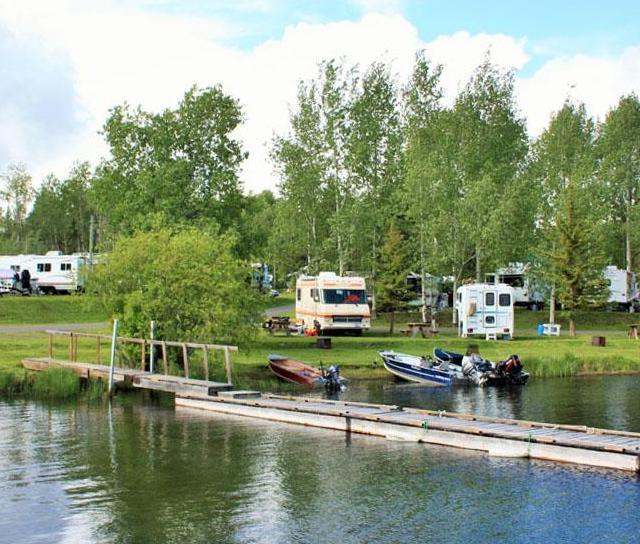 Sheridan Lake Resort, Bridge Lake/Sheridan Lake, Cariboo 2