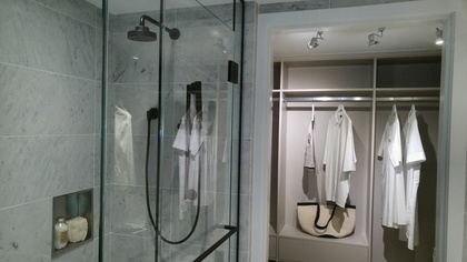 mirabel-from-ensuite-to-walk-in-closet at 1345 Davie Street, West End VW, Vancouver West