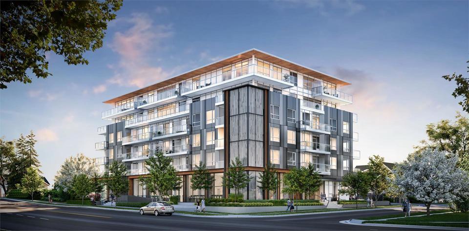 The-Parker at 305 West 41st Avenue, Oakridge VW, Vancouver West