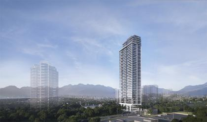 Sussex Metrotown at 6050 Sussex Avenue, Metrotown, Burnaby South