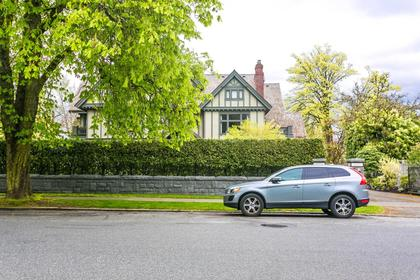 Boulevard at  1333 The Crescent, Shaughnessy, Vancouver West