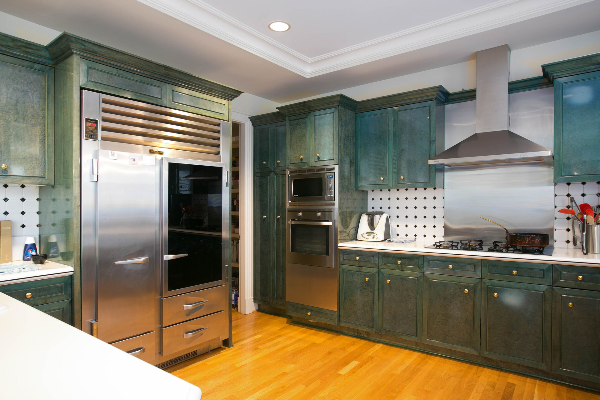 Kitchen at  1333 The Crescent, Shaughnessy, Vancouver West