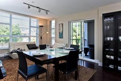 Dining Room  at 3839 W4th, Point Grey, Vancouver West
