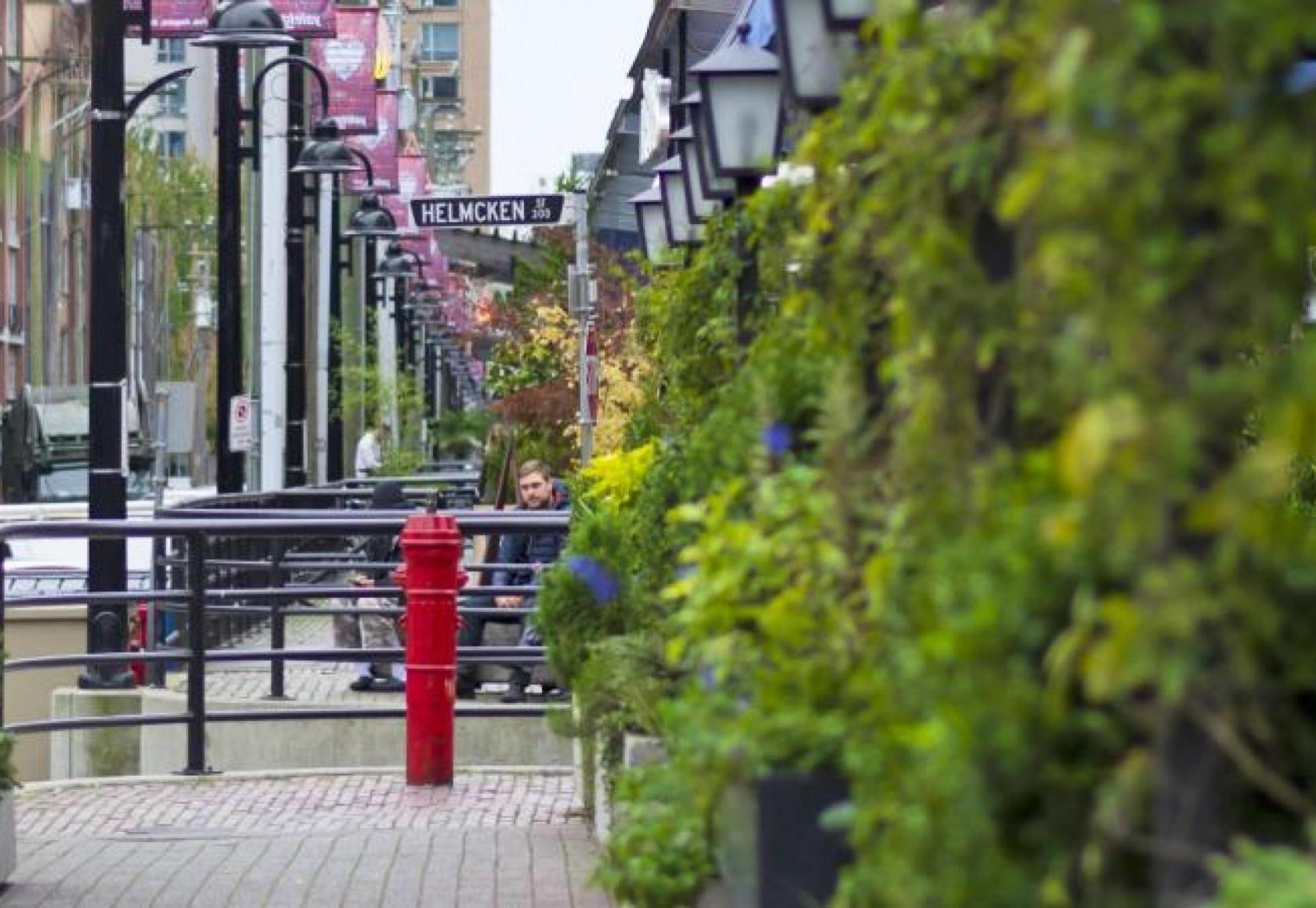 Yaletown (Vancouver downtown)