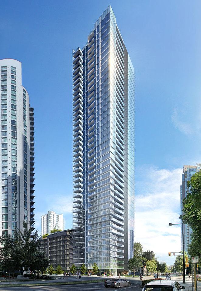 1396 Richards Street, Yaletown, Vancouver West