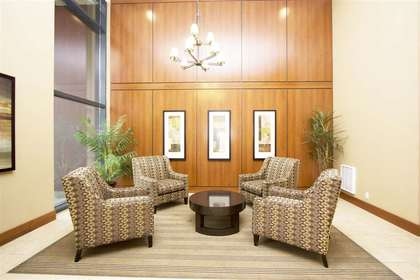 lobby at 2225 Holdom Avenue, Central BN, Burnaby North