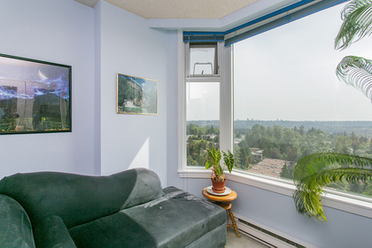 view-den at #1703 - 7321 Halifax Street, Simon Fraser Univer., Burnaby North