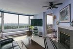 living-room at #1703 - 7321 Halifax Street, Simon Fraser Univer., Burnaby North