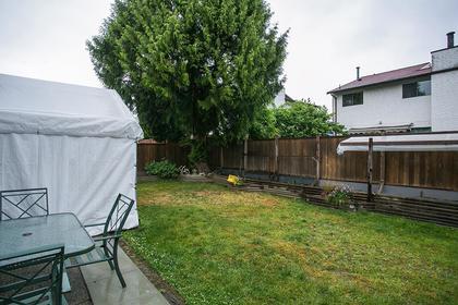 backyard at 1257 Nestor Street,