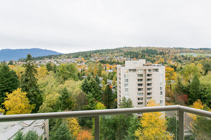 view-bby-mountain at #1606 - 7321 Halifax Street, Simon Fraser Univer., Burnaby North