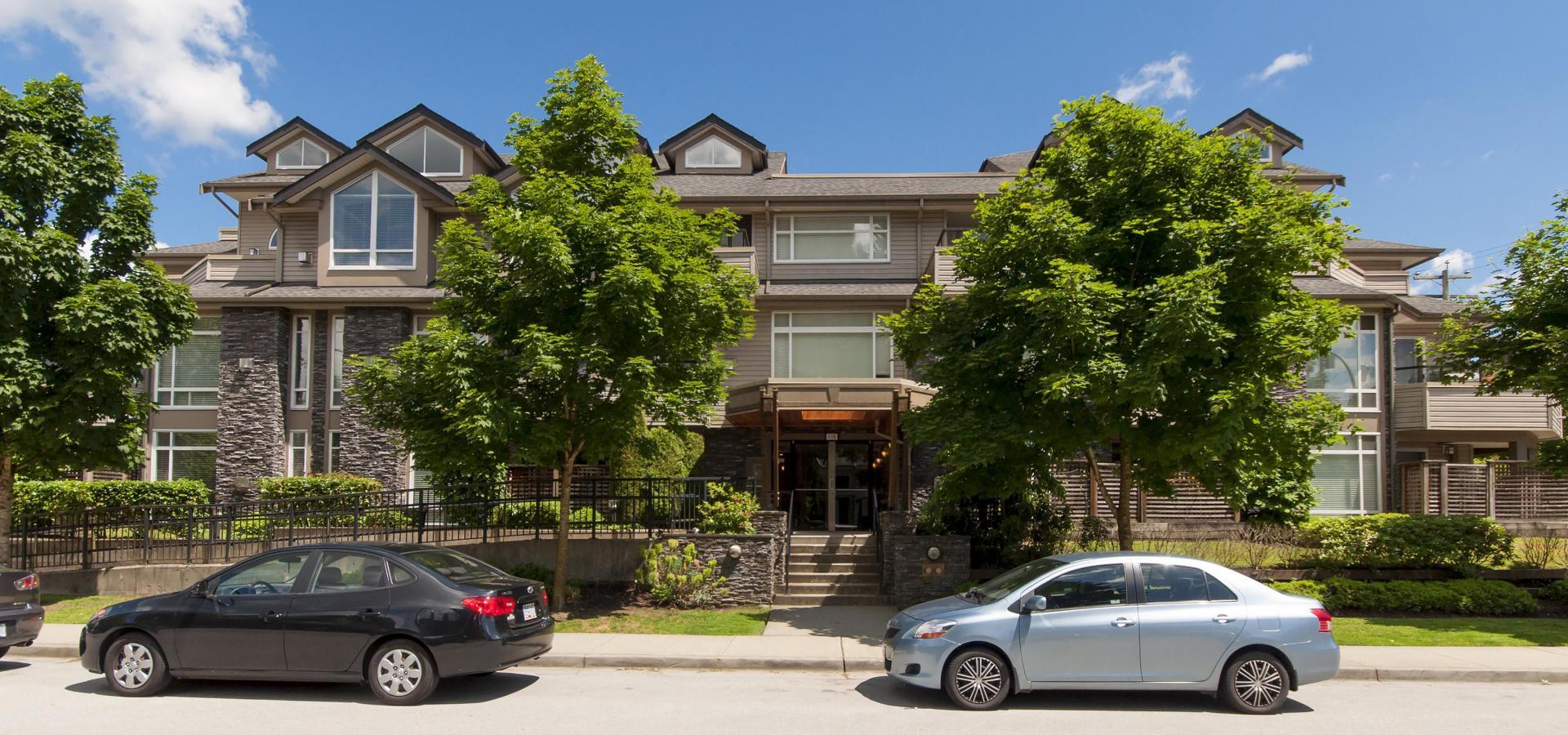 206 - 3150 Vincent Street, Glenwood PQ, Port Coquitlam
