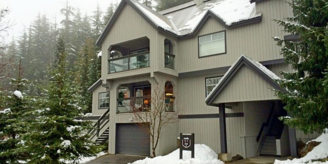 2548 Snowridge Crescent, Whistler