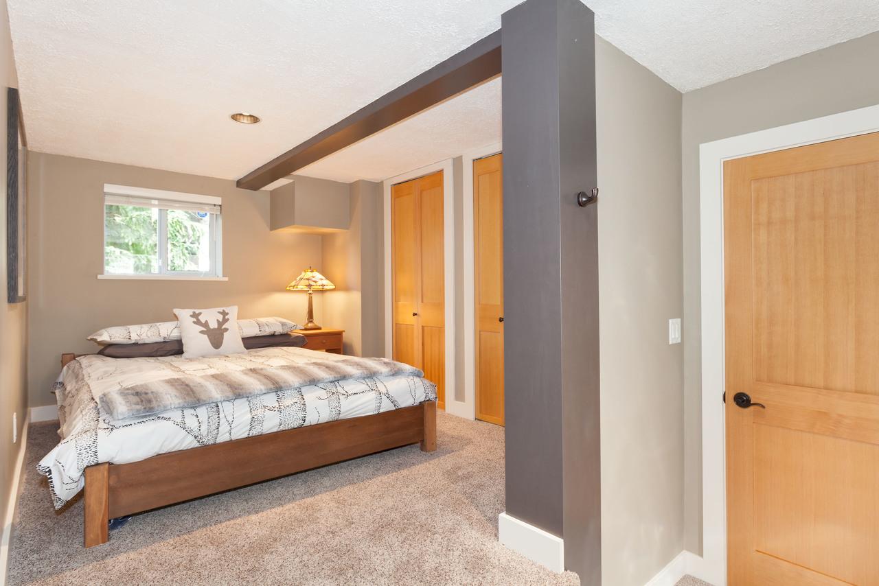 2112 7 Nordic Drive Bedroom 3 Queen at 7 - 2112 Nodric Drive, Nordic, Whistler