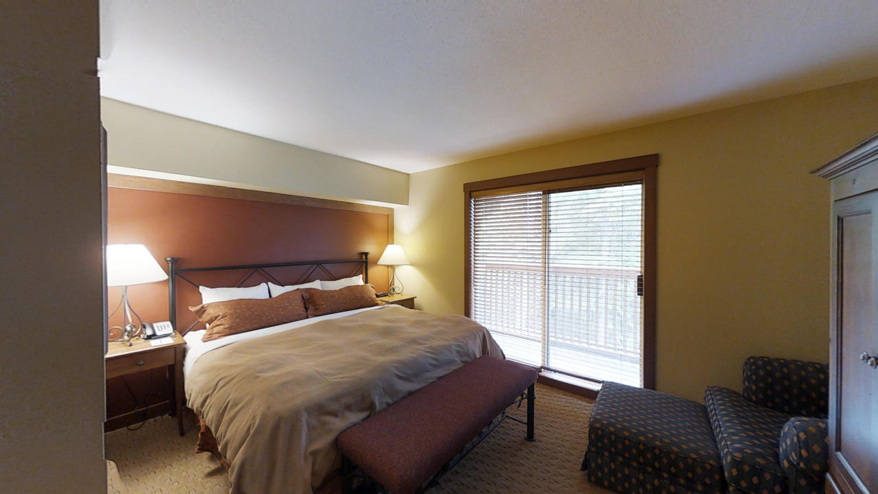 304 G3 Horstman House Master Bedroom at 304 G3 - 4563 Blackcomb Way, Benchlands, Whistler
