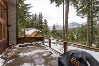 View at 9287 Emerald Drive, Emerald Estates, Whistler