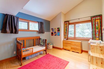 Bedroom at 9287 Emerald Drive, Emerald Estates, Whistler