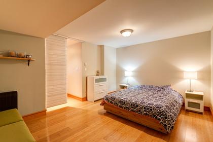 Rec Room Sleeping Area at 9287 Emerald Drive, Emerald Estates, Whistler