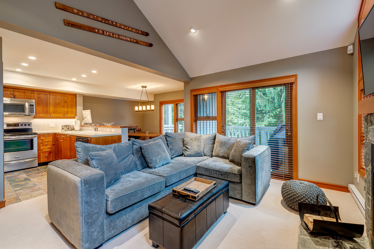 5 at 25 - 4661 Blackcomb Way, Benchlands, Whistler