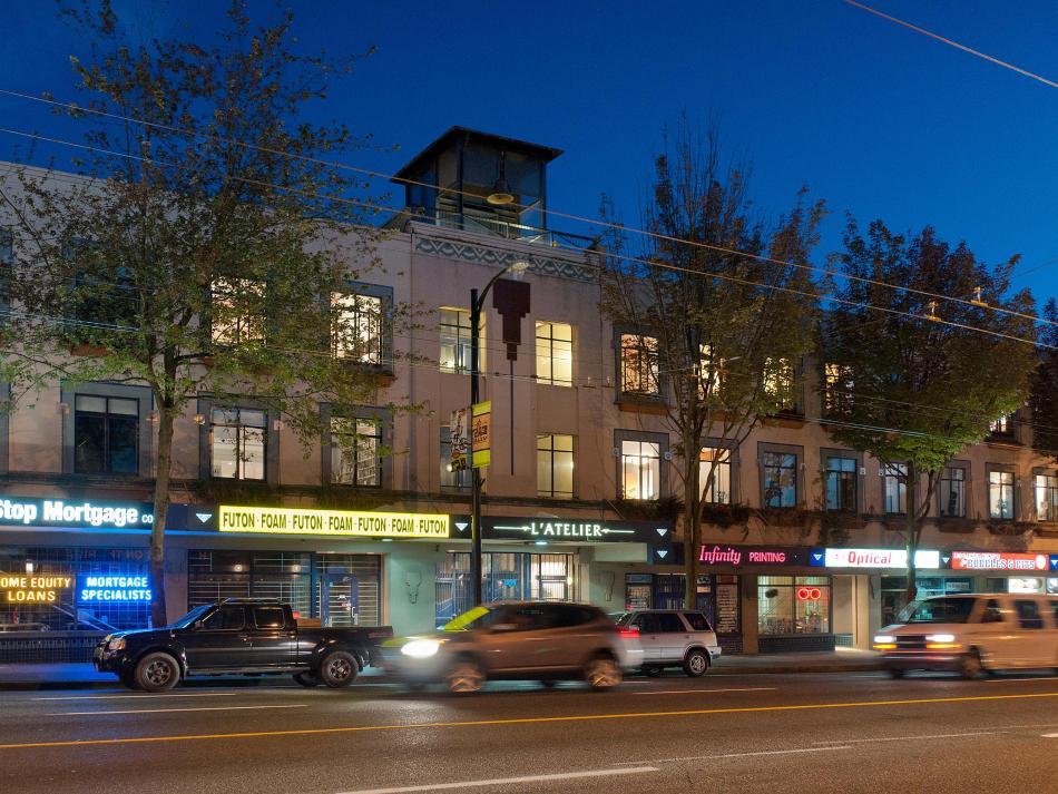 222 - 2556 E Hastings Street, Hastings East, Vancouver East