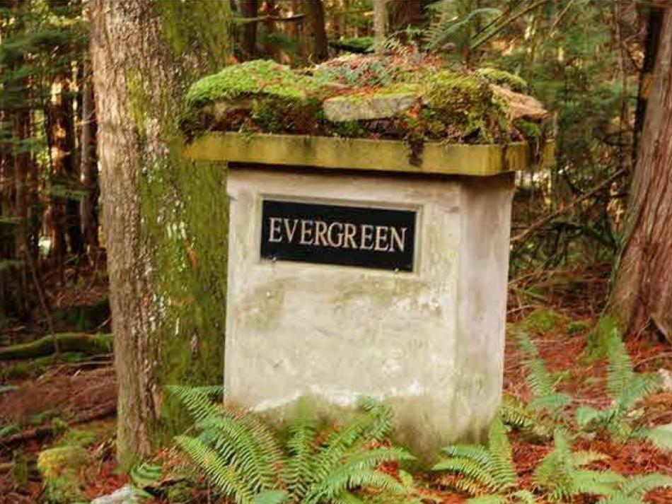 Lot 12 Evergreen Lane, Bowen Island