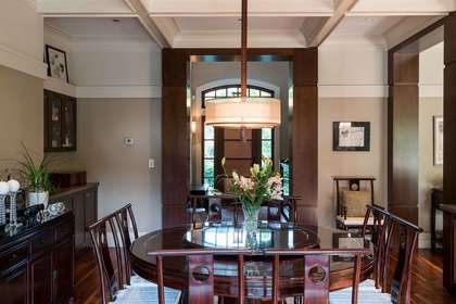 Dining Area at 1789 Acadia Road, University VW, Vancouver West