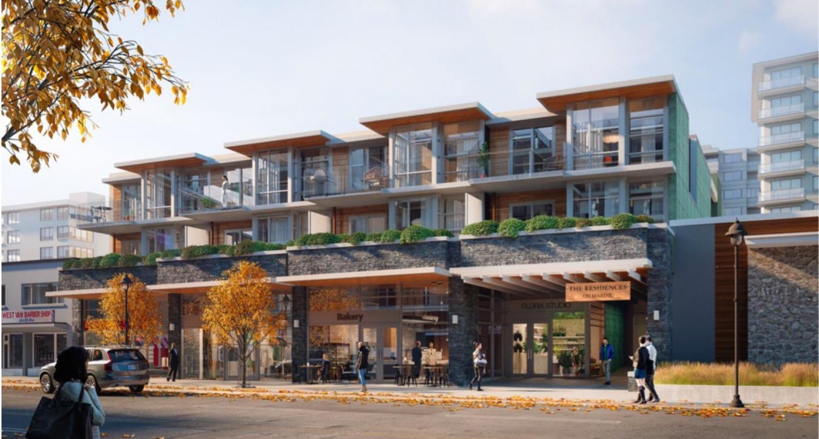 1327 Marine Drive, Ambleside, West Vancouver