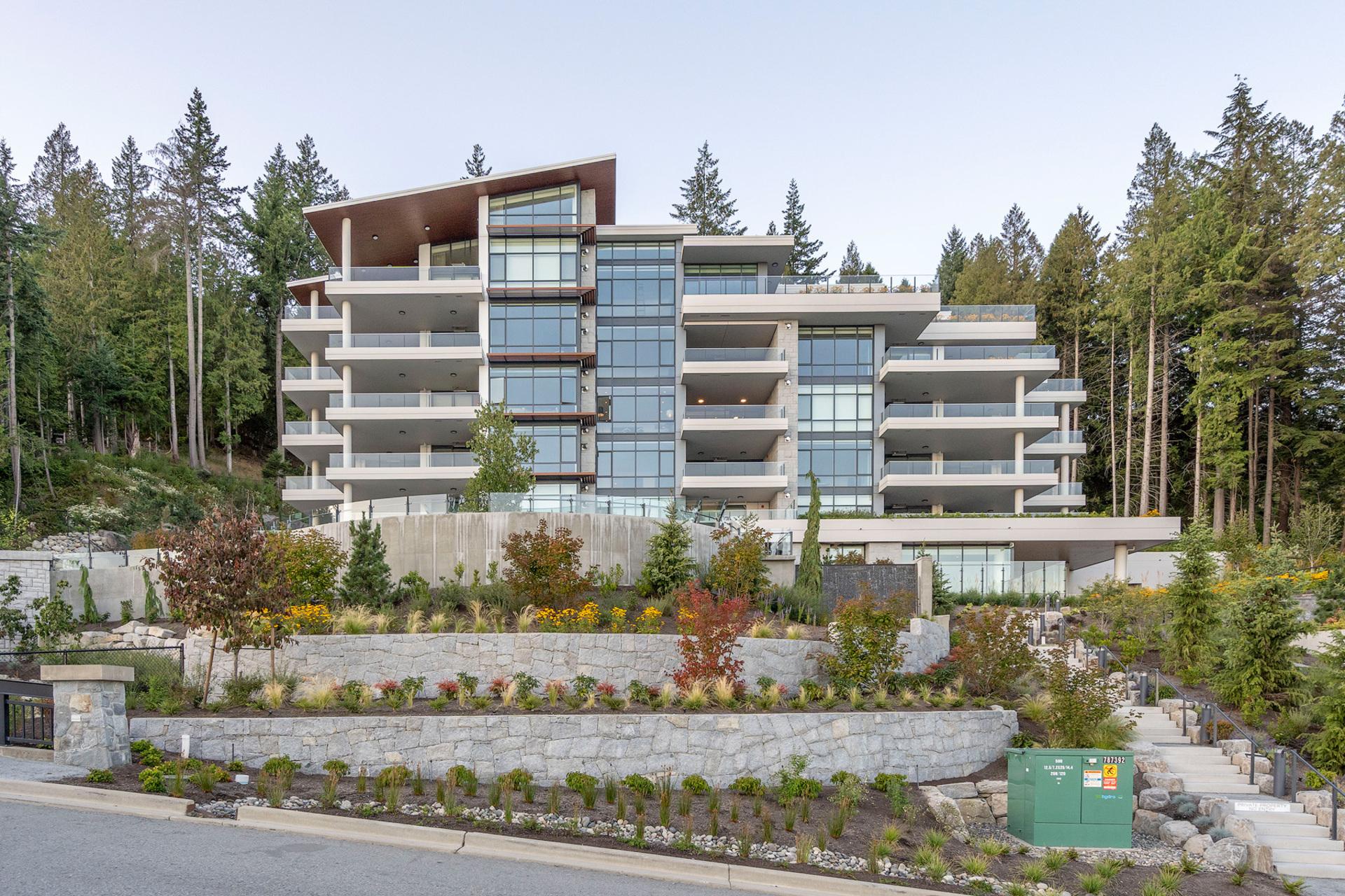 building at 402 - 2958 Burfield Place, Cypress Park Estates, West Vancouver