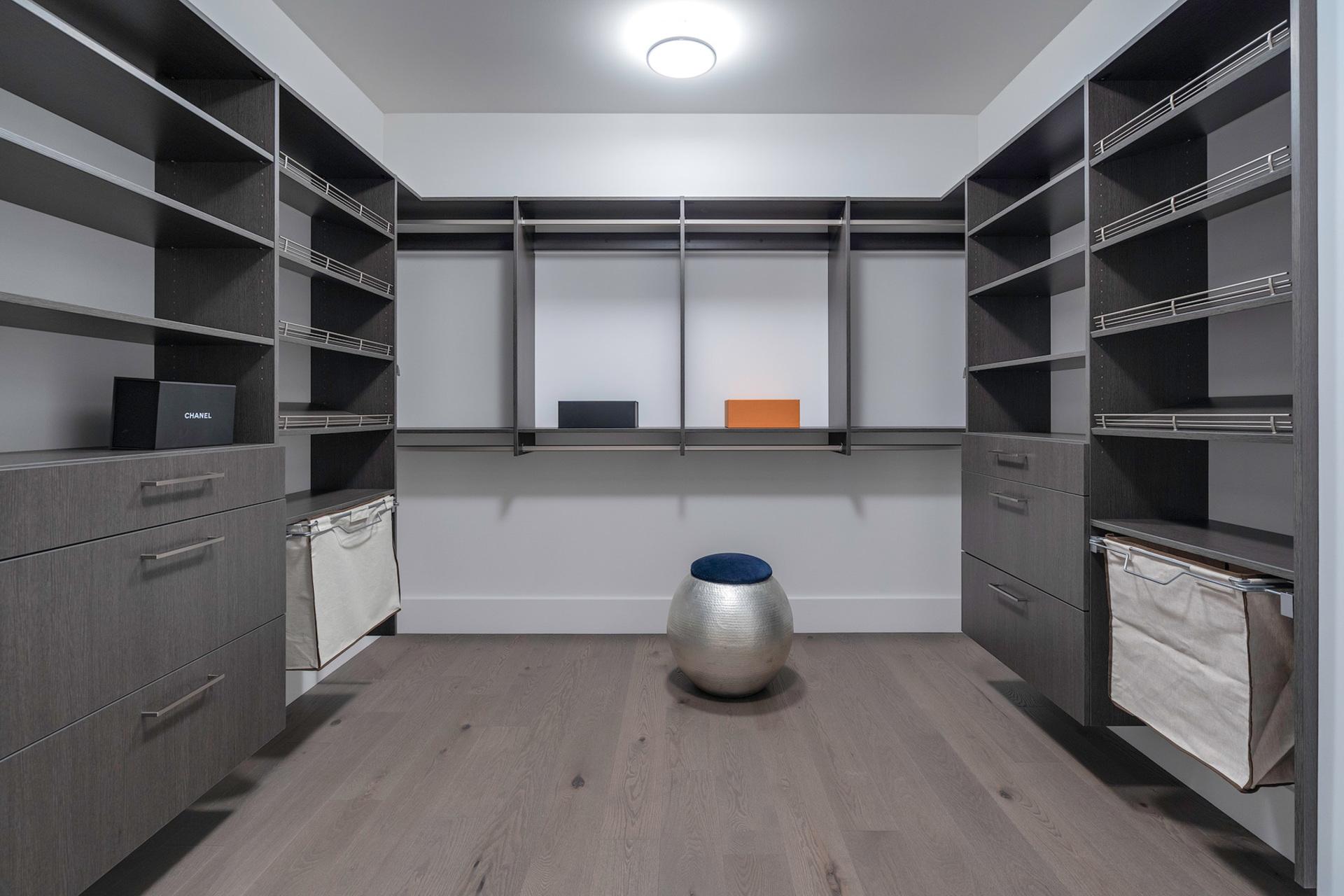 closet at 402 - 2958 Burfield Place, Cypress Park Estates, West Vancouver